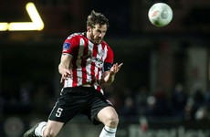 President Higgins leads condolences after tragic death of Derry City's Ryan McBride