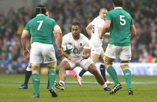 Vunipola intent on celebrating and learning after defeat in Dublin