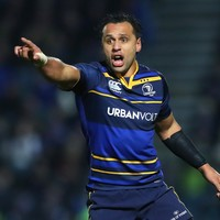 Leinster hope to have Cronin and Nacewa back fit this weekend