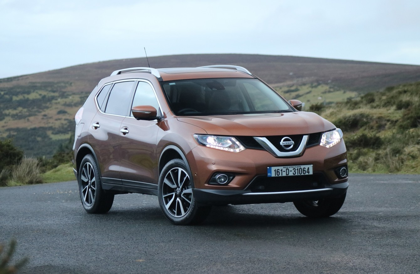 Review The New Nissan X Trail Has Seven Seats Just Dont Put Xtrail Offroad Modified We Test To See How Practical It Really Is