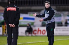 'We battered them' - Stephen Bradley frustrated after Rovers' loss to Cork