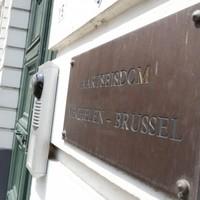 Belgian authorities raid three bishops' offices