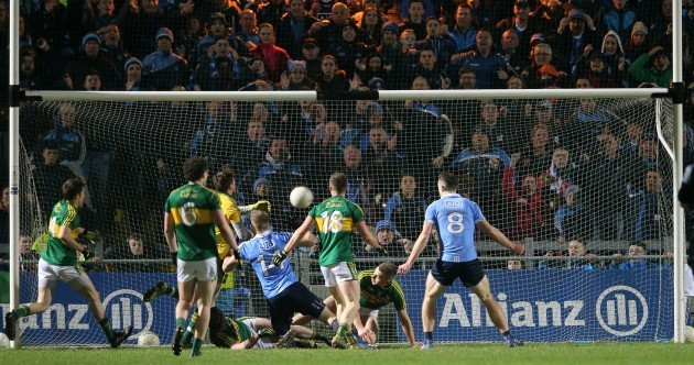 Analysis: Kerry's attacks and pressure on kickouts tests Dublin but decision making proves costly