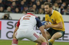 Bristol's recruitment drive continues with signing of Australian back Morahan