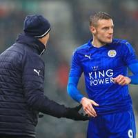 Jamie Vardy received death threats after Leicester sacked Claudio Ranieri
