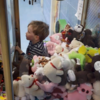 A little boy in Tipperary got stuck in a toy claw machine and the photos are joyous