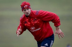 Munster lose services of Dave Foley as second row signs for French club Pau