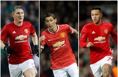 Di Maria, Memphis and now Schweinsteiger - 6 of LVG's signings have left Man United