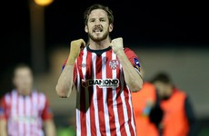 Every manager in the country wanted Ryan McBride but his roots were in Derry