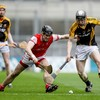 72 hours after All-Ireland final loss, two Clare footballers returned to club hurling action last night