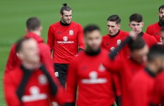 'We are a very good team when we're at our best': Bale and Ramsey fit and ready for Dublin