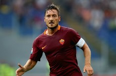 One more year? Totti still undecided on Roma future at the age of 40