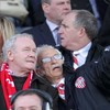 Martin McGuinness disposed of 'bomb' hours before beloved Candystripes took on Benfica
