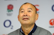 Eddie Jones makes a case for a four-captain Lions' leadership group