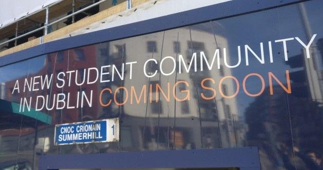 'It simply won't be affordable': New student rooms in Dublin will cost a minimum of €249 a week