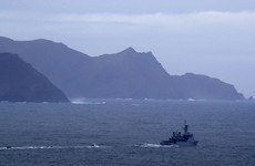 Wreckage of Coast Guard helicopter located off Mayo coast