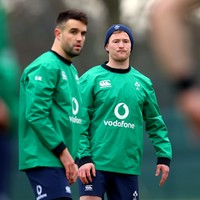 Pat Lam thrilled to see Marmion stop being 'stunt double' to slip into starting role for Ireland