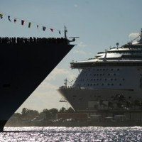 As cruise ships get bigger, are they getting safer?