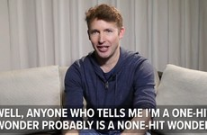 James Blunt has revealed why and how he takes absolutely no sh*t on Twitter