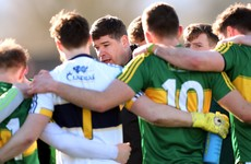 Kerry boss faces senior clash with Cavan and an All-Ireland final this weekend