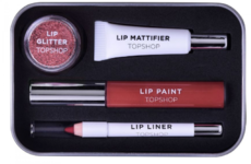 Topshop is giving Kylie Jenner a run for her money with this €25 glitter lip kit