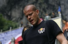 Basejumper Jeb Corliss injured after crashing into Table Mountain