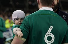 A little moment that underlines Peter O'Mahony's leadership credentials