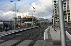 Man arrested after pulling Luas emergency lever causing injury to passengers