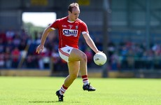 Another injury setback for Cork as O'Driscoll sidelined after dislocating shoulder