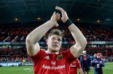 Munster back row O'Donoghue keen to 'kick on' with Ireland on summer tour