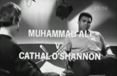 Muhammad Ali's legendary Irish interview