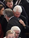 'He expanded the definition of us': Clinton's tribute to McGuinness, as thousands pay respects
