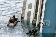 Five more bodies found in Costa Concordia