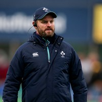 Ireland U20 coach Carolan to join new Connacht coaching ticket