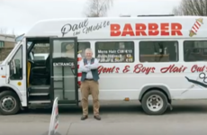 Documentary on Ireland's barber culture: From trendy city spots to mobile shops at cattle markets