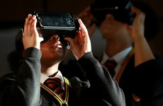 A Waterford firm that makes virtual reality videos for the classroom has raised a million euro
