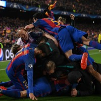 Barca fined for celebrations after incredible comeback against PSG