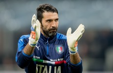 1000 not out: The legend that is Gigi Buffon is about to reach another milestone