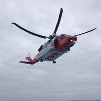 Hopes that dives to wreckage of Rescue 116 can begin today