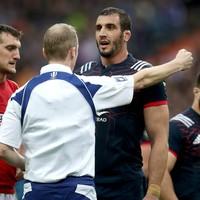France lock Maestri faces hearing over criticism of referee Wayne Barnes