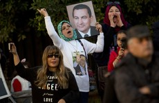 Former Egyptian president who was ousted in the Arab Spring gets out of jail