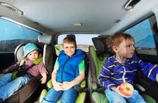 Which SUVs have three ISOFIX points for child seats?