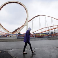 Man injured while constructing roller coaster in Cork