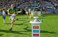 No Gooch for Kerry but Fitzgerald returns from club duty, while injury rules out Cork's Walsh