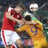 Austria made hard work of their Group D win against Moldova tonight