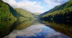 One man has spent five years capturing breathtaking views of Glendalough