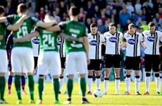 Ryan McBride remembered at Turner's Cross as Sheppard Cork City's hero
