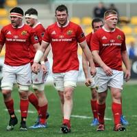 Scannell stars as Munster secure comprehensive win over Zebre