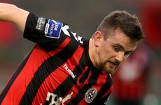 Byrne strikes late to extend Bohs' unbeaten run