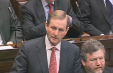 Kenny says no decision due on holding of EU referendum